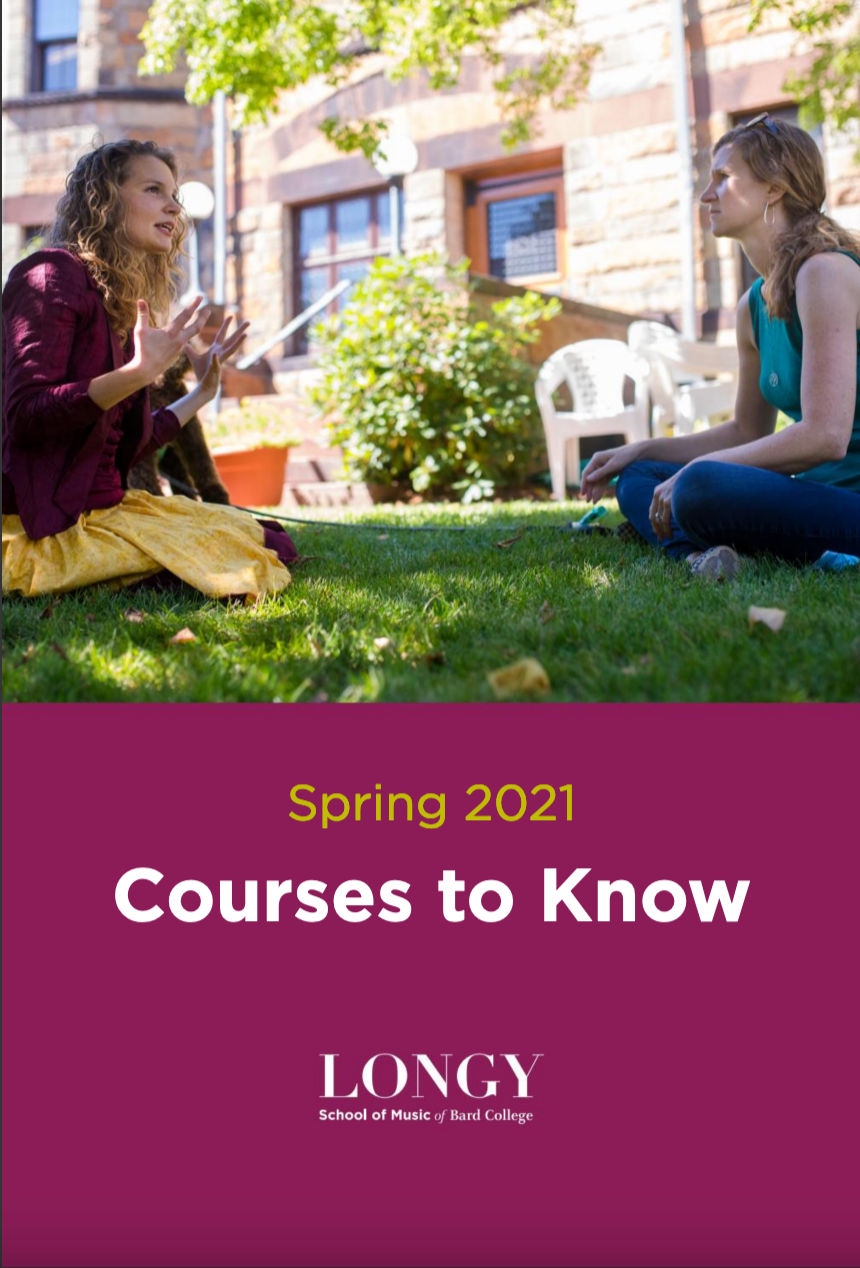 Spring 2021 Courses to Know